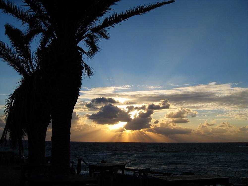 пляж Лара Кипр