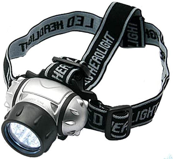 Налобный фонарик BL 2188