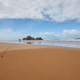 Отчет о походе по Марокко:<br>от снежных вершин к поющему океану