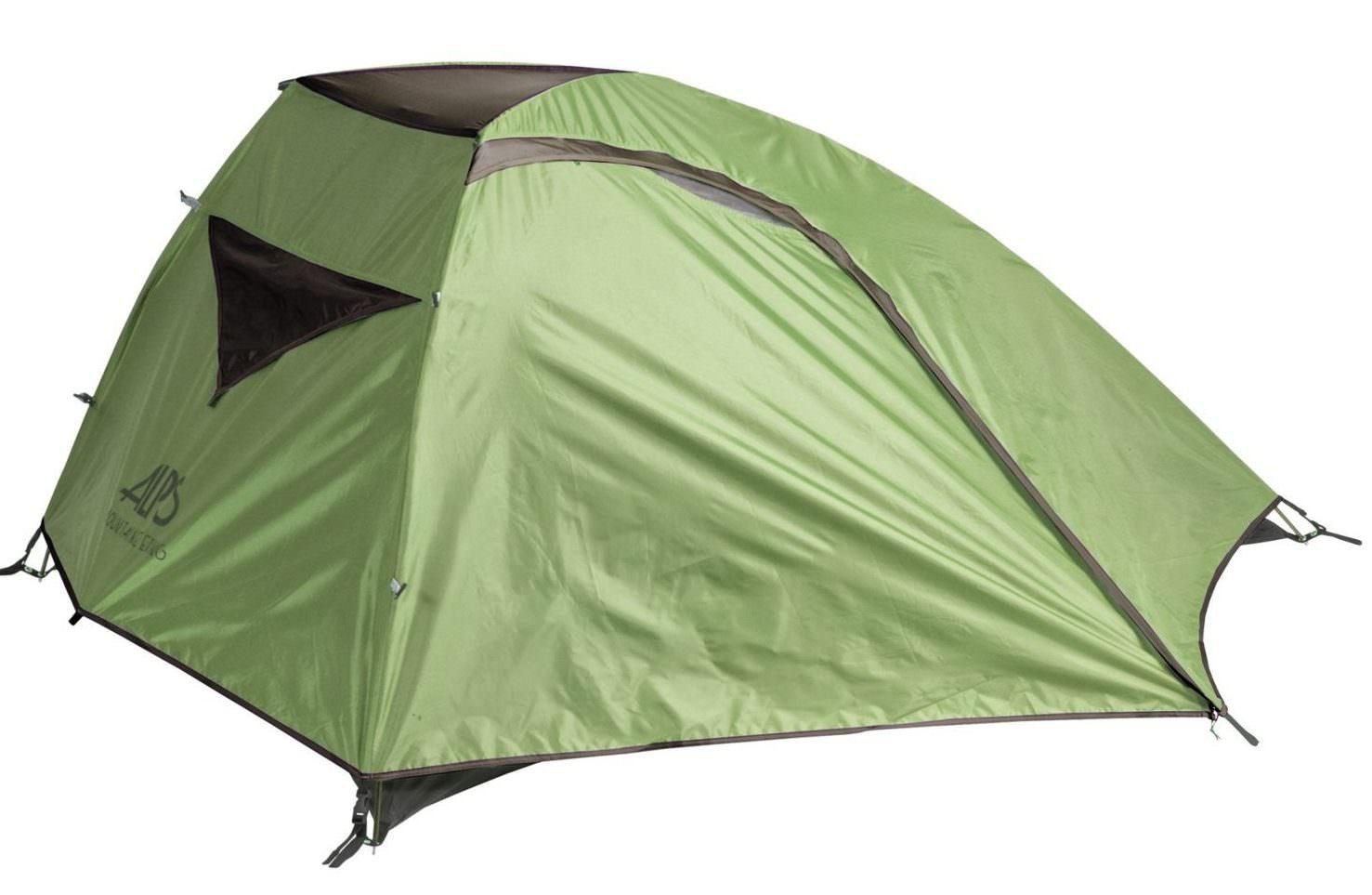 Палатка ALPS Mountaineering Zenith 2 AL